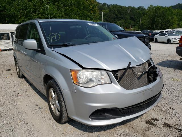 Salvage cars for sale at Hurricane, WV auction: 2012 Dodge Grand Caravan