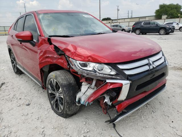 Salvage cars for sale from Copart Haslet, TX: 2018 Mitsubishi Eclipse CR