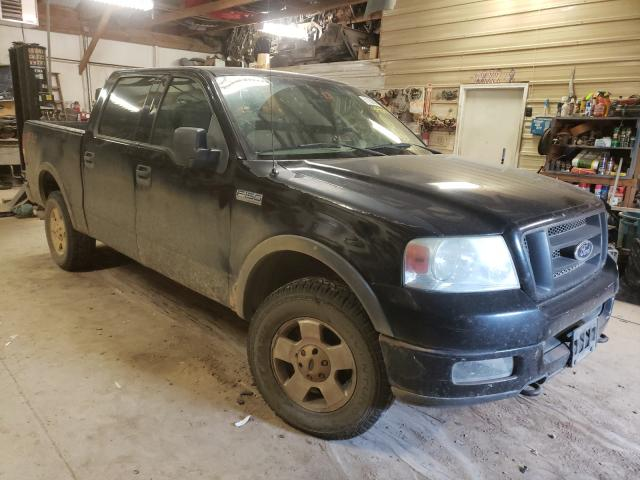 Salvage cars for sale from Copart Billings, MT: 2004 Ford F150 Super
