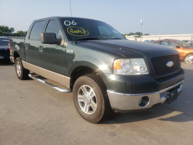Salvage cars for sale from Copart Wilmer, TX: 2006 Ford F150 Super
