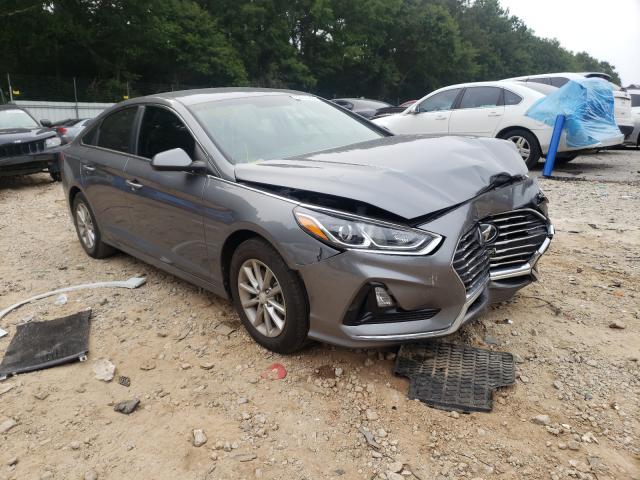 Hyundai salvage cars for sale: 2019 Hyundai Sonata SE
