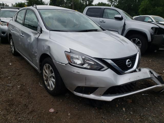 2019 Nissan Sentra S for sale in New Britain, CT