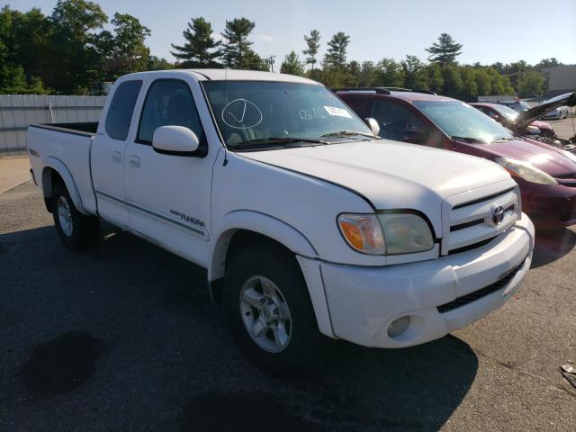 Salvage cars for sale from Copart Exeter, RI: 2005 Toyota Tundra ACC