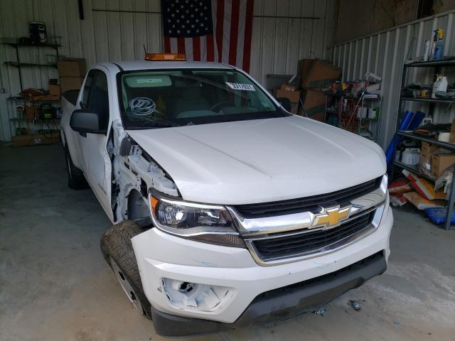 Vehiculos salvage en venta de Copart Mebane, NC: 2020 Chevrolet Colorado
