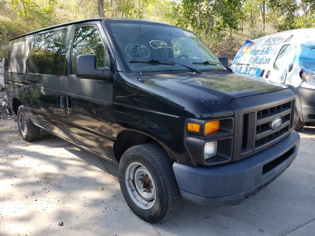Salvage 2011 FORD ECONOLINE - Small image. Lot 49448311