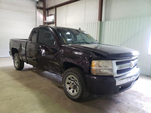 Salvage cars for sale from Copart Lufkin, TX: 2008 Chevrolet Silverado