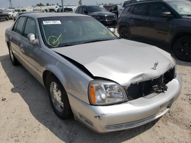 Cadillac Deville salvage cars for sale: 2004 Cadillac Deville