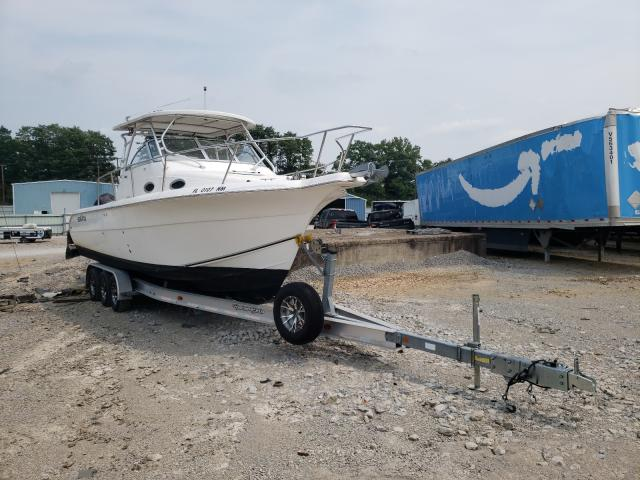 Salvage boats for sale at Lexington, KY auction: 2006 Seagrave Fire Apparatus Boat