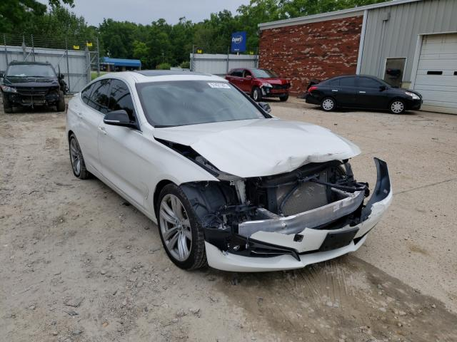Salvage cars for sale from Copart Hampton, VA: 2017 BMW 340 Xigt