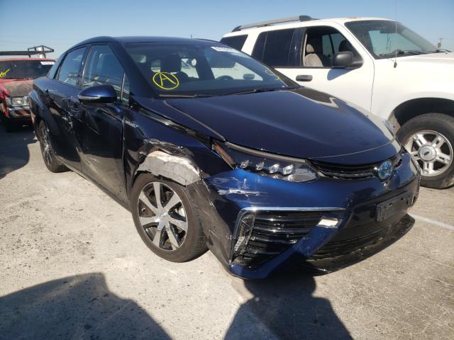 Vehiculos salvage en venta de Copart Sun Valley, CA: 2017 Toyota Mirai