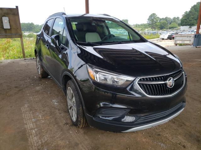 Vehiculos salvage en venta de Copart Fairburn, GA: 2020 Buick Encore PRE