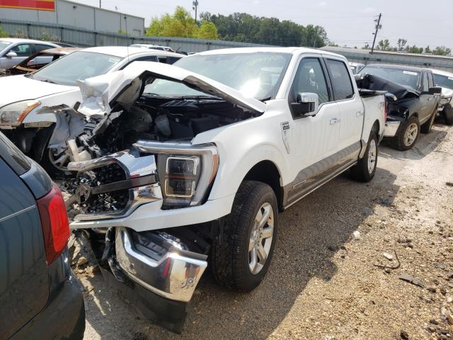 FORD F-150 2021 1