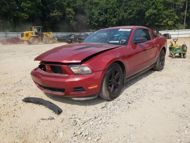 FORD MUSTANG 2012 1