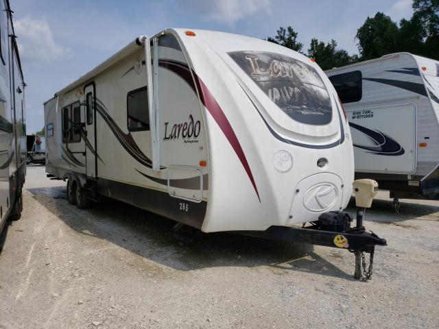 Keystone Laredo salvage cars for sale: 2013 Keystone Laredo