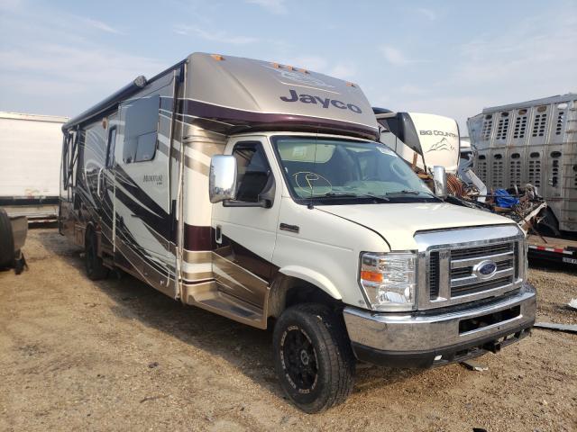 Jayco Motorhome salvage cars for sale: 2015 Jayco Motorhome