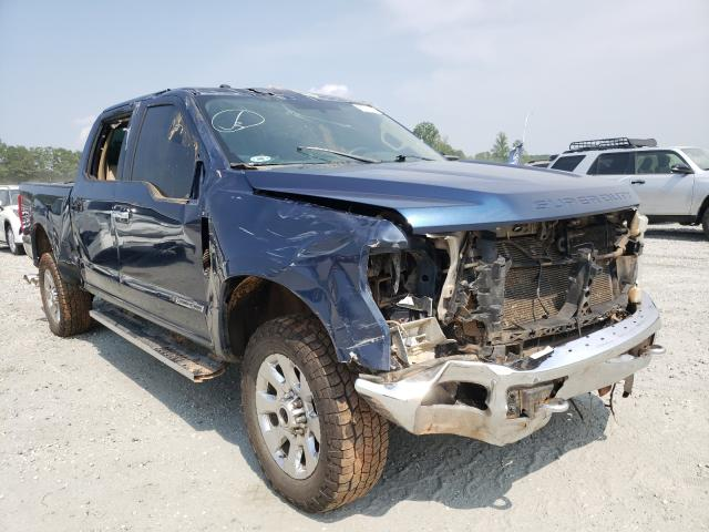 Salvage cars for sale from Copart Spartanburg, SC: 2017 Ford F250 Super