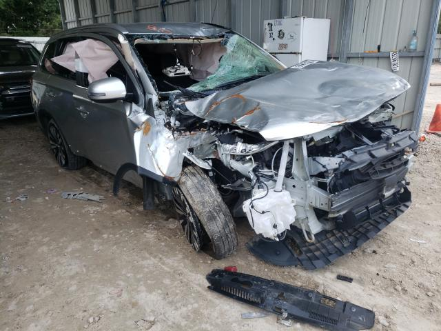 Salvage cars for sale from Copart Midway, FL: 2020 Mitsubishi Outlander