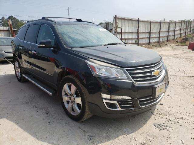 Vehiculos salvage en venta de Copart Fairburn, GA: 2014 Chevrolet Traverse L