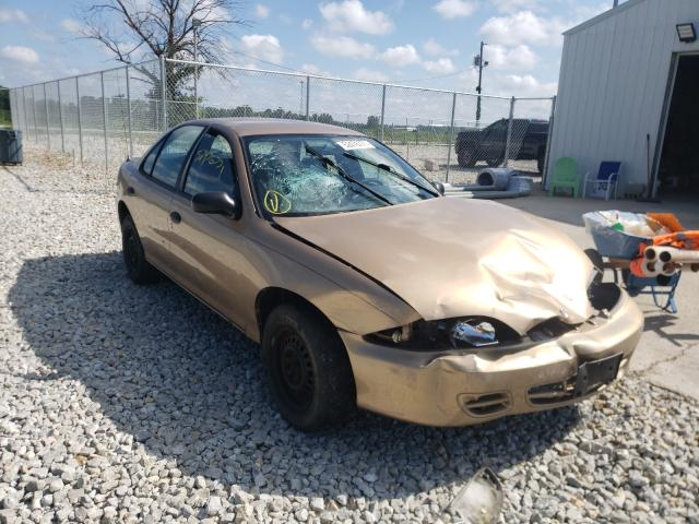 Chevrolet Cavalier salvage cars for sale: 2000 Chevrolet Cavalier