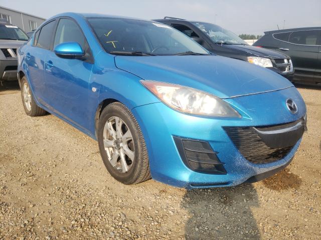 Vehiculos salvage en venta de Copart Nisku, AB: 2010 Mazda 3 I