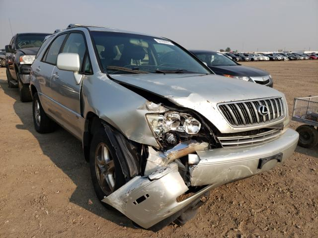 Salvage cars for sale from Copart Brighton, CO: 2001 Lexus RX 300