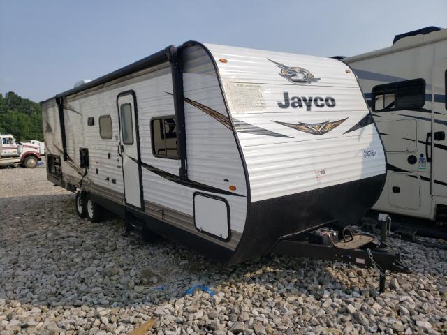 Jayco salvage cars for sale: 2019 Jayco 28BHBE