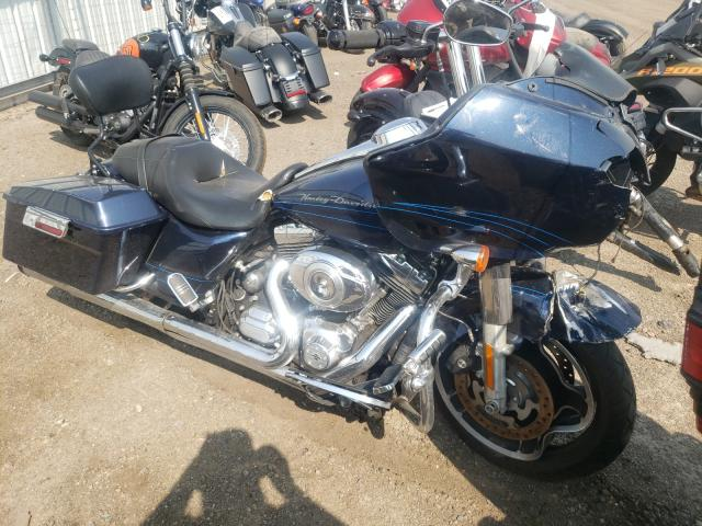 Salvage cars for sale from Copart Brighton, CO: 2012 Harley-Davidson Fltrx Road