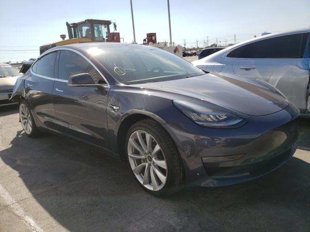 Vehiculos salvage en venta de Copart Sun Valley, CA: 2018 Tesla Model 3