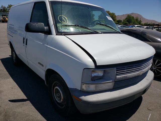Chevrolet Astro salvage cars for sale: 1999 Chevrolet Astro