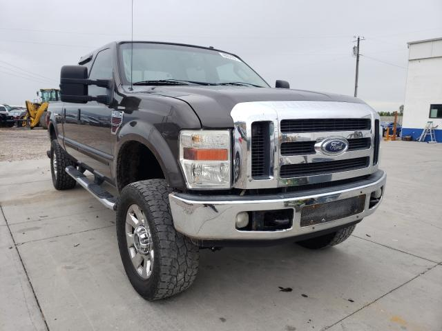Salvage cars for sale from Copart Farr West, UT: 2008 Ford F250 Super