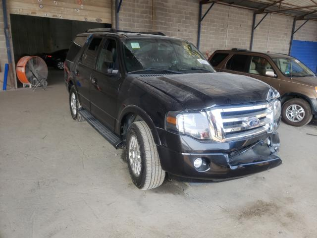 Salvage cars for sale from Copart Cartersville, GA: 2014 Ford Expedition