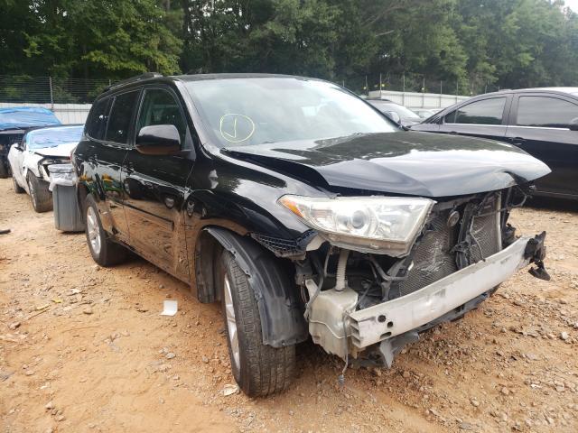 Toyota Highlander salvage cars for sale: 2013 Toyota Highlander