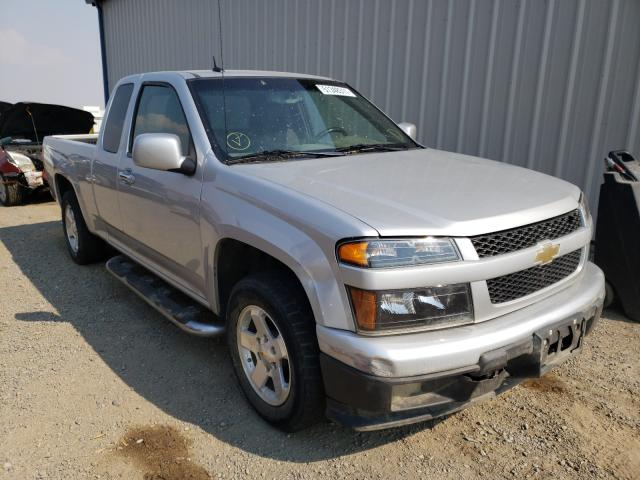 Salvage cars for sale from Copart Helena, MT: 2012 Chevrolet Colorado L