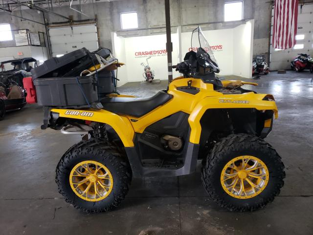 Can-Am salvage cars for sale: 2013 Can-Am Outlander