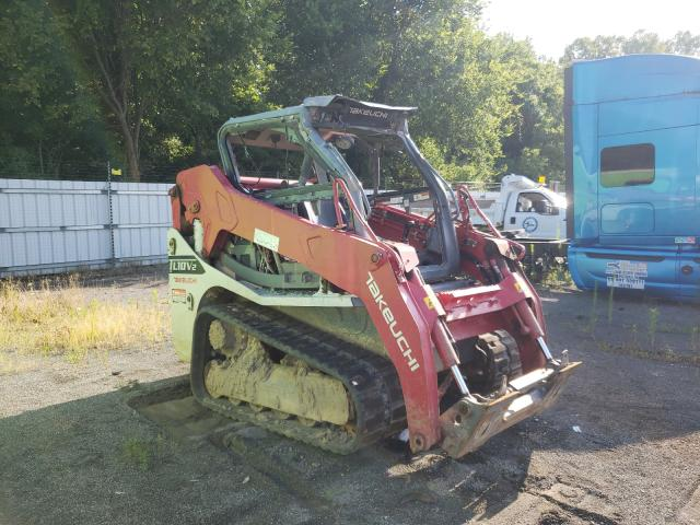 Take salvage cars for sale: 2016 Take Excavator