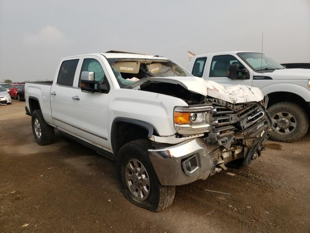Salvage cars for sale from Copart Brighton, CO: 2015 GMC Sierra K25