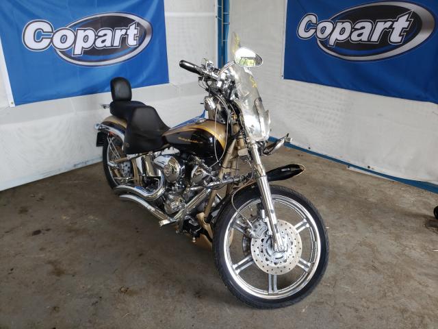 Vehiculos salvage en venta de Copart Fort Wayne, IN: 2003 Harley-Davidson Fxstdse