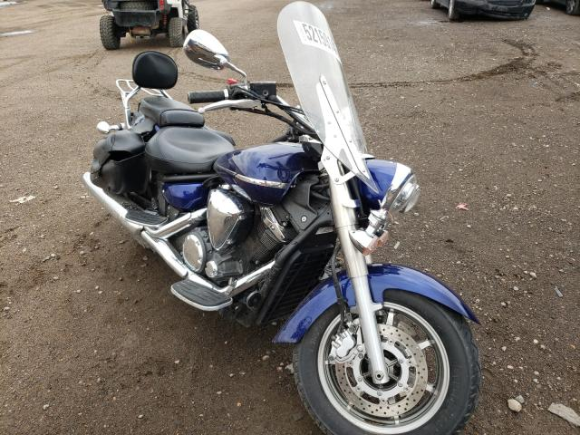 Salvage cars for sale from Copart Brighton, CO: 2007 Yamaha XVS1300 A