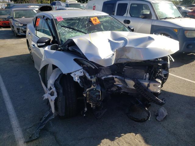 Vehiculos salvage en venta de Copart Rancho Cucamonga, CA: 2020 Nissan Maxima SV