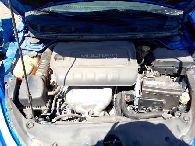 2015 Dodge Dart Sxt 2.4L, VIN: 1C3CDFBB9FD380738, аукцион: COPART, номер лота: 52324781
