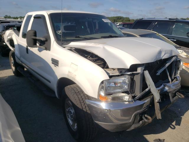 Salvage cars for sale from Copart Jacksonville, FL: 1999 Ford F250 Super