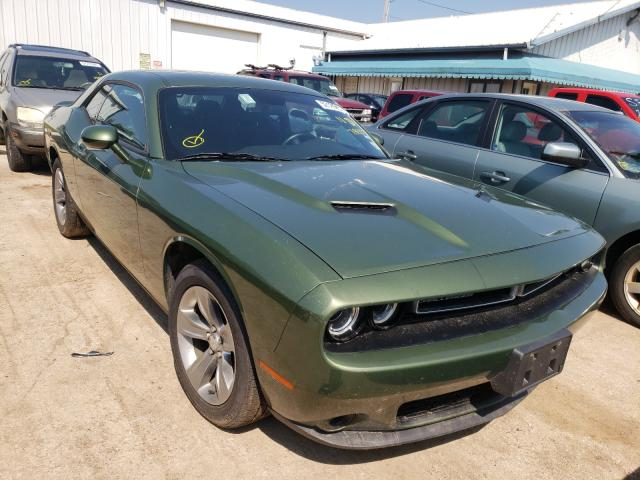 Salvage cars for sale from Copart Pekin, IL: 2019 Dodge Challenger