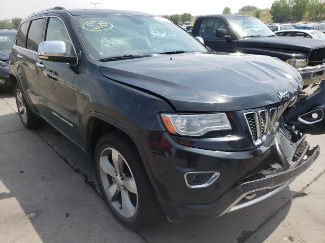 Salvage cars for sale at Littleton, CO auction: 2014 Jeep Grand Cherokee