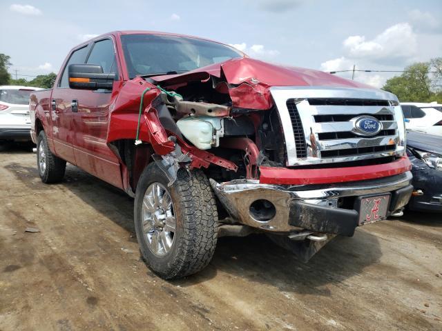 Vehiculos salvage en venta de Copart Lebanon, TN: 2011 Ford F150 Super