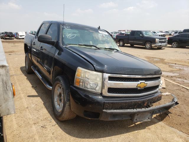 Salvage cars for sale from Copart Amarillo, TX: 2007 Chevrolet Silverado