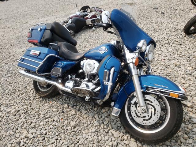 Vehiculos salvage en venta de Copart Appleton, WI: 2005 Harley-Davidson Flhtcui