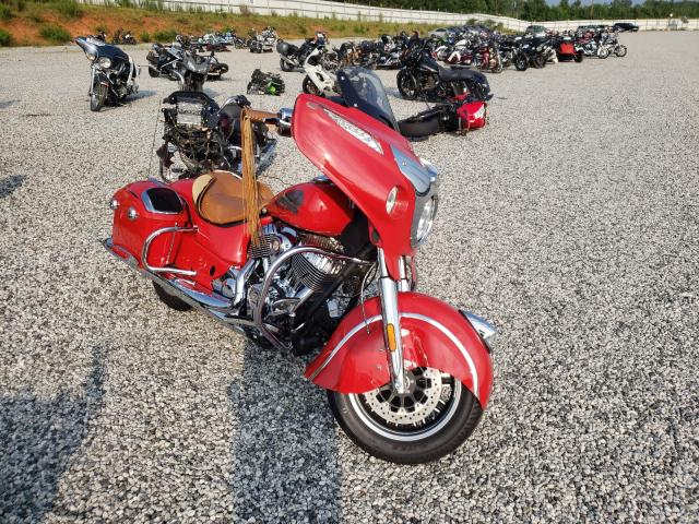 Salvage cars for sale from Copart Spartanburg, SC: 2019 Indian Motorcycle Co. Chieftain