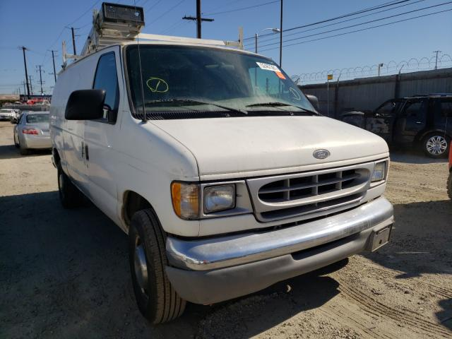 Salvage cars for sale from Copart Los Angeles, CA: 2000 Ford Econoline
