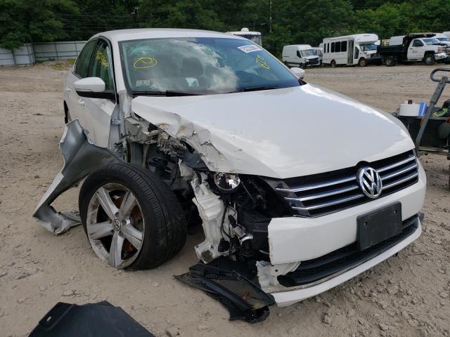 2015 Volkswagen Passat SE en venta en Mendon, MA