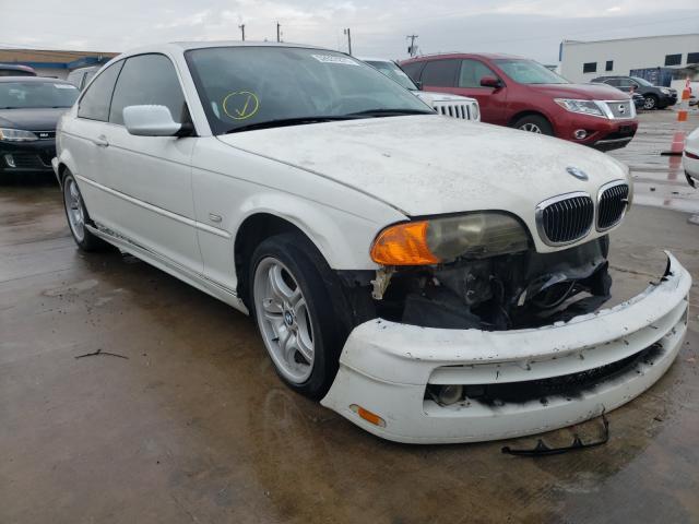 BMW Vehiculos salvage en venta: 2001 BMW 330 CI